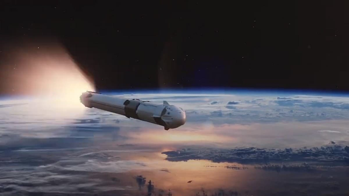 Elon Musk shows how first Crewed Dragon mission should look