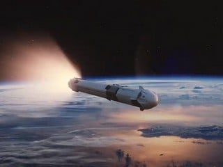 Elon Musk Shares Video of Simulated Crew Dragon Mission to International Space Station