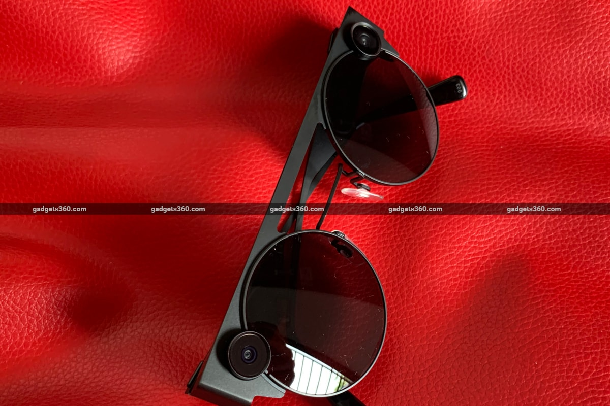 Spectacles 2, Spectacles 3 by Snapchat Go on Sale in India via Flipkart