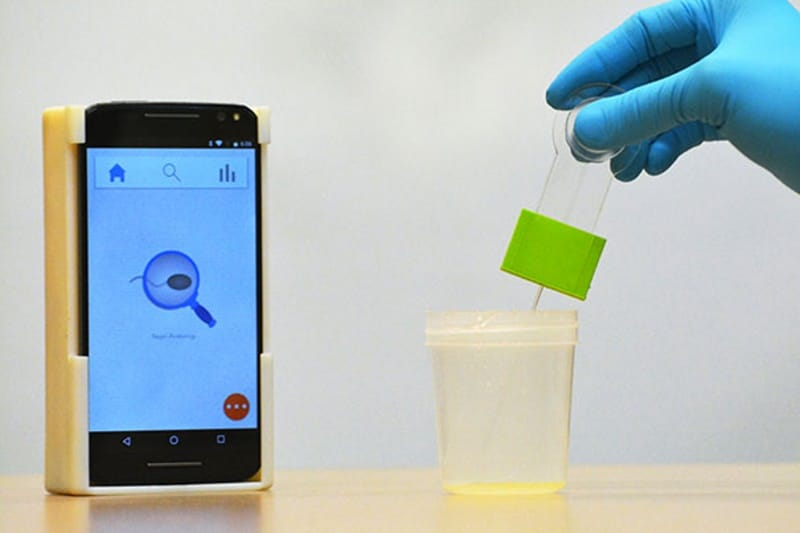 New Smartphone Device Can Test Sperm Quality