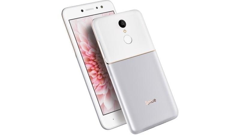 Spice V801 स्मार्टफोन लॉन्च, जानें कीमत व सारे स्पेसिफिकेशन