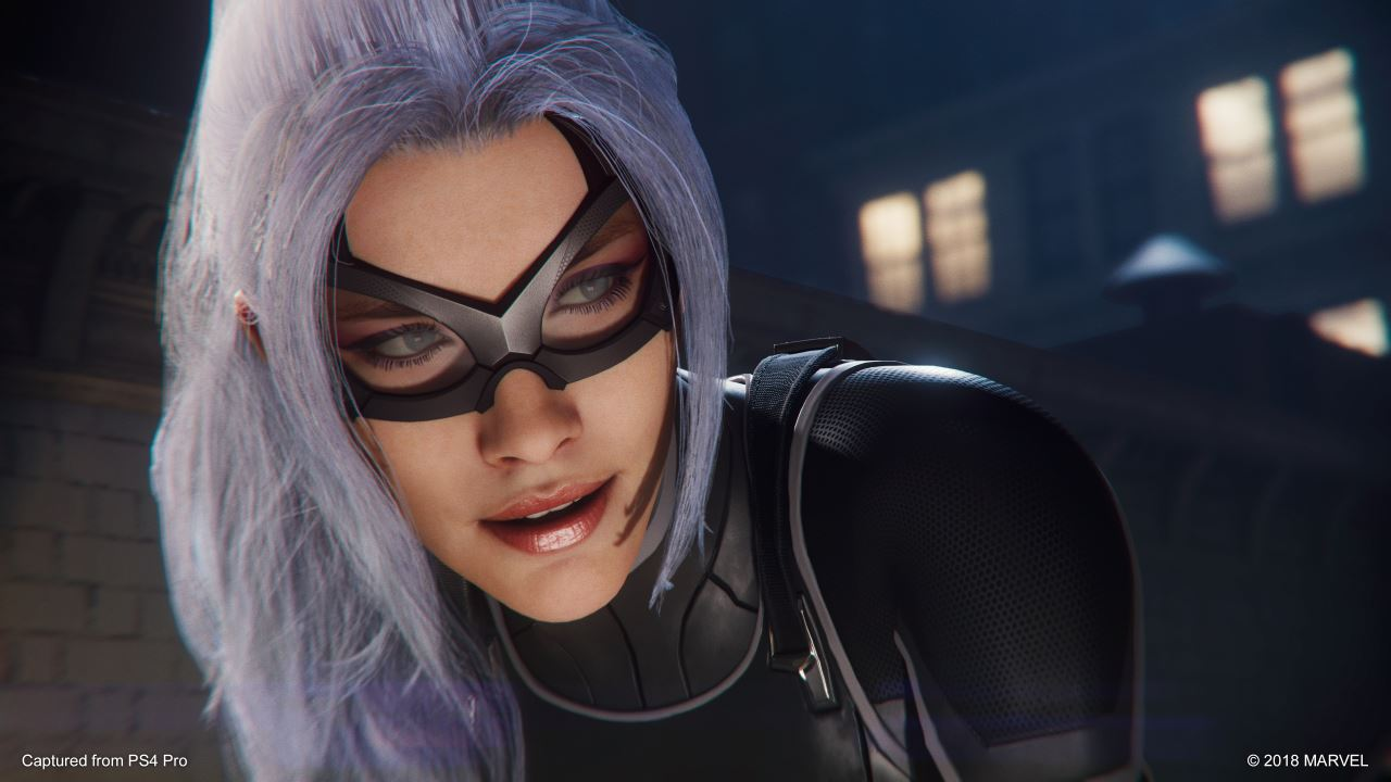 Spider-Man suits revealed for first DLC drop The Heist