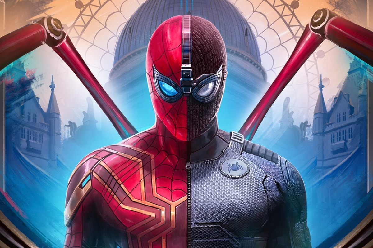 Spider-Man: Far From Home Now Available on Google Play, iTunes, YouTube in India