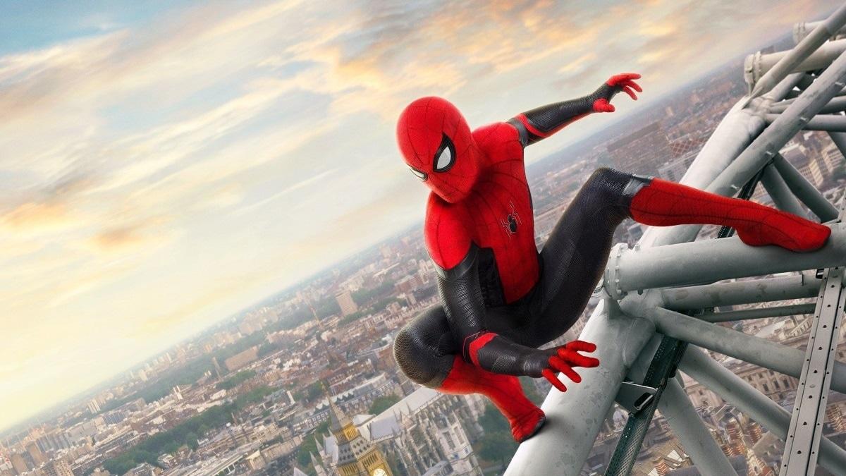 Resultado de imagem para spider-man far from home