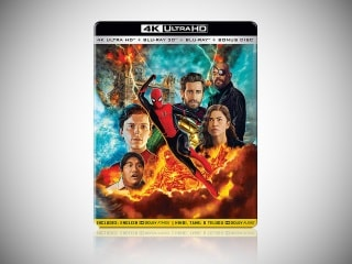 Spider-Man: Far From Home Now Available on HD, 3D, 4K Blu-ray in India in English, Hindi, Tamil, and Telugu