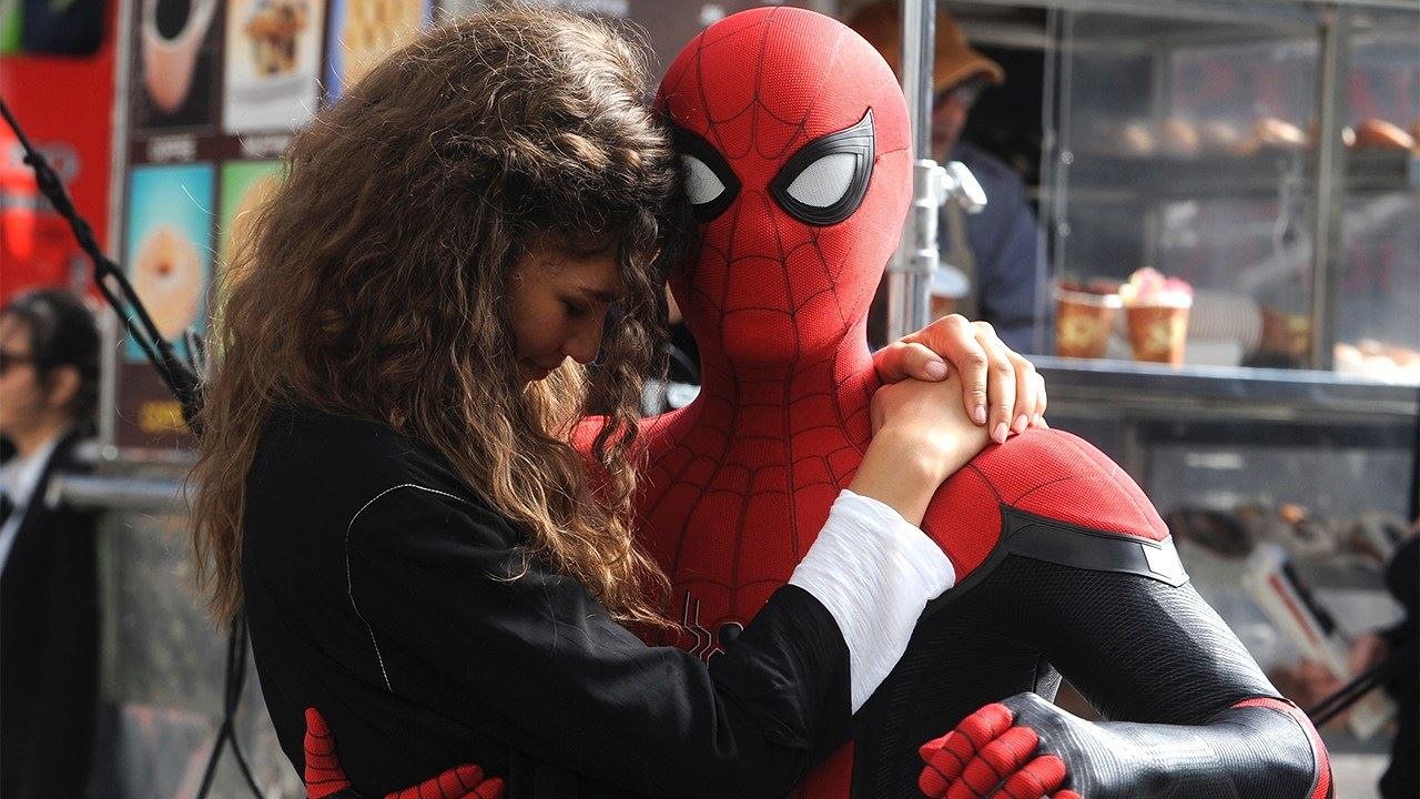 New trailer drops for Spider-Man: Far From Home
