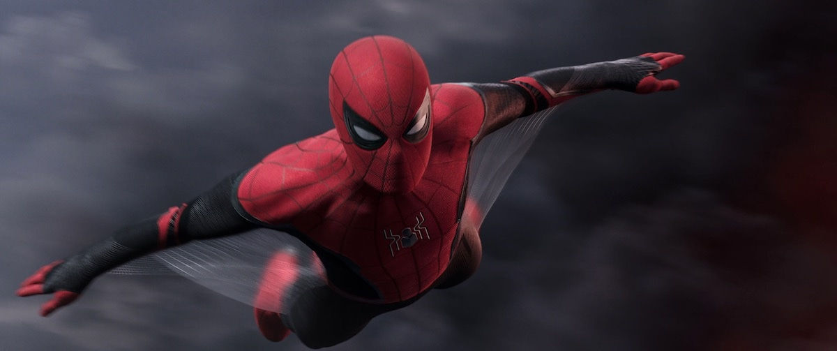 Spider-Man: Far From Home Swings Past $1 Billion at Worldwide Box Office, the First Spidey Film to Do So