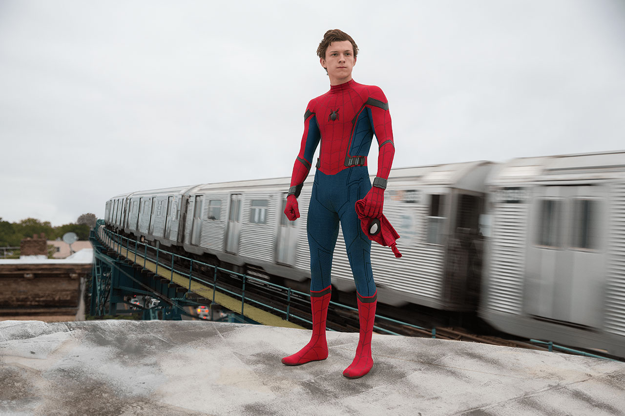 Spider-Man: Homecoming Is Exuberant All the Way Through