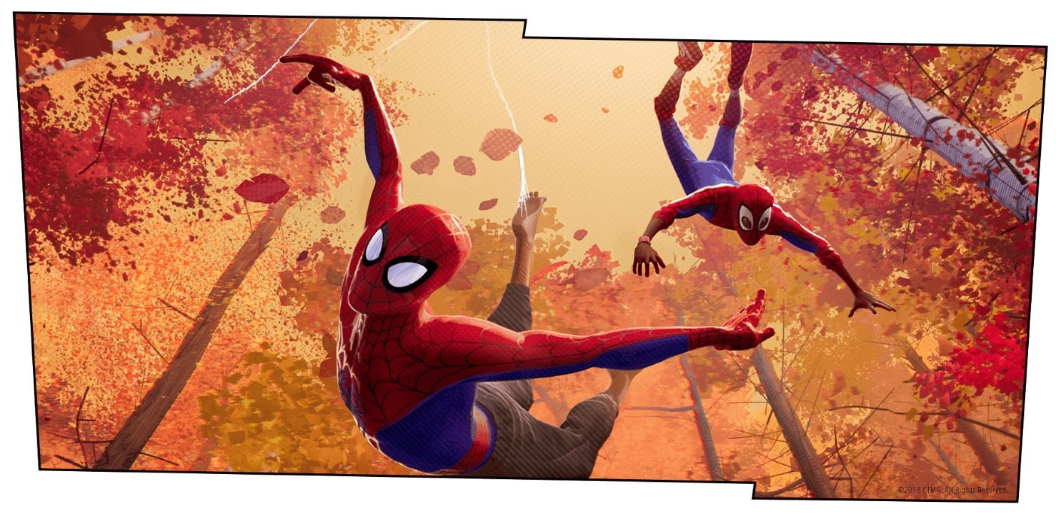 Spider-Man: Into the Spider-Verse Adds Three More Spider-Heroes at San Diego Comic-Con 2018
