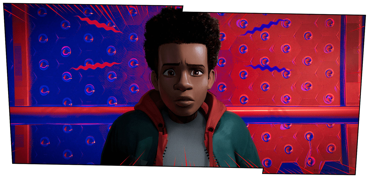 Spider-Man: Into the Spider-Verse Trailer Introduces Three Spider-Heroes