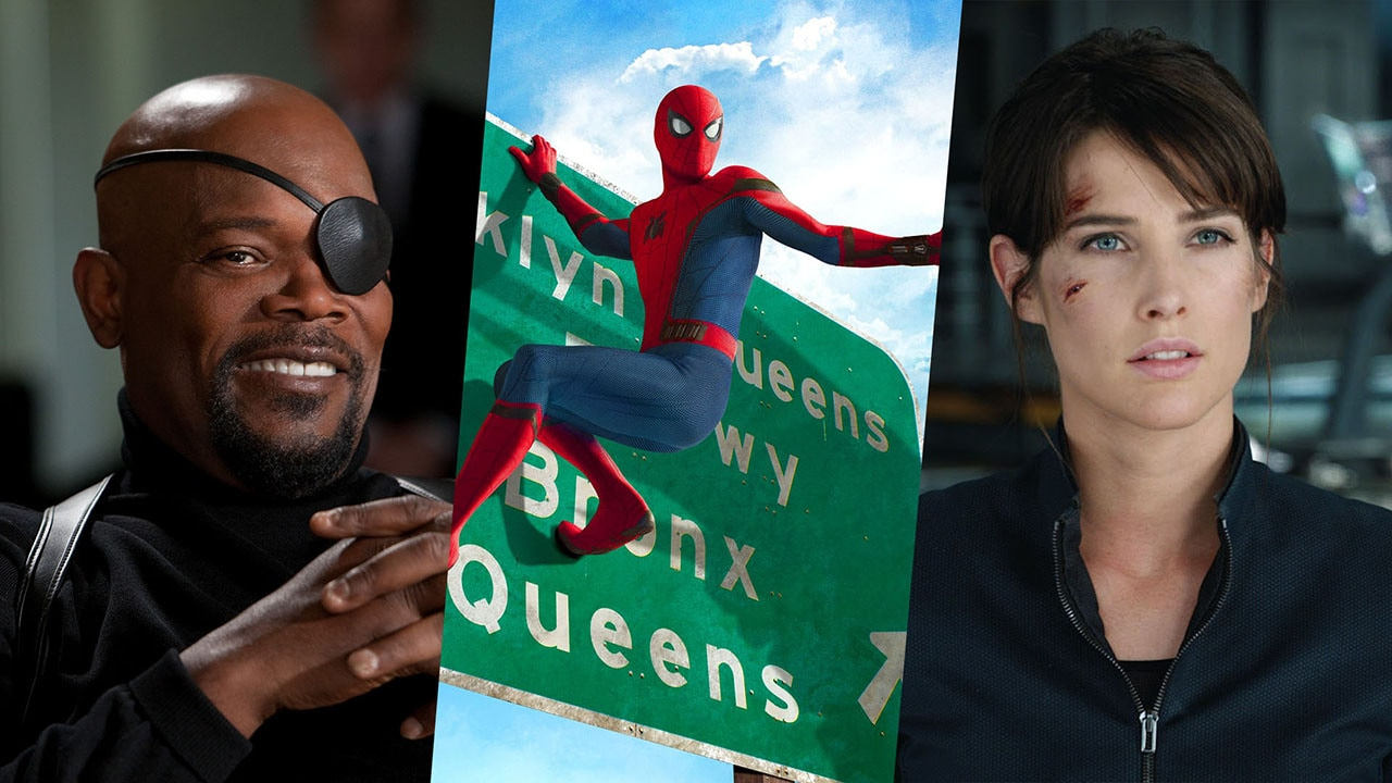 Spider-Man: Far From Home Casts Samuel L. Jackson, Cobie Smulders: Report