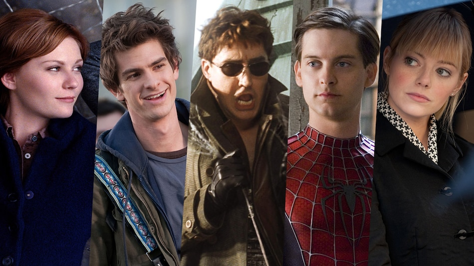 Spider-Man 3 Cast Adds Andrew Garfield, Kirsten Dunst, and Alfred Molina: Report