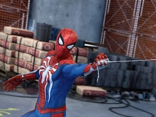 Spider-Man Trailer Shows Him Trying to Stop Wholesale Destruction