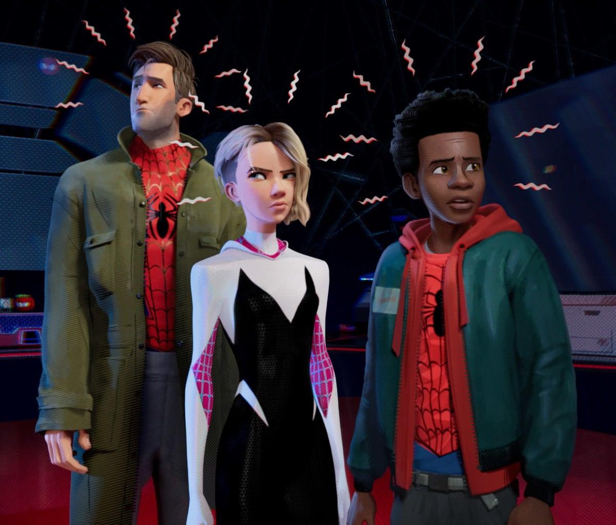 spider man into the spider verse spider man into the spider verse