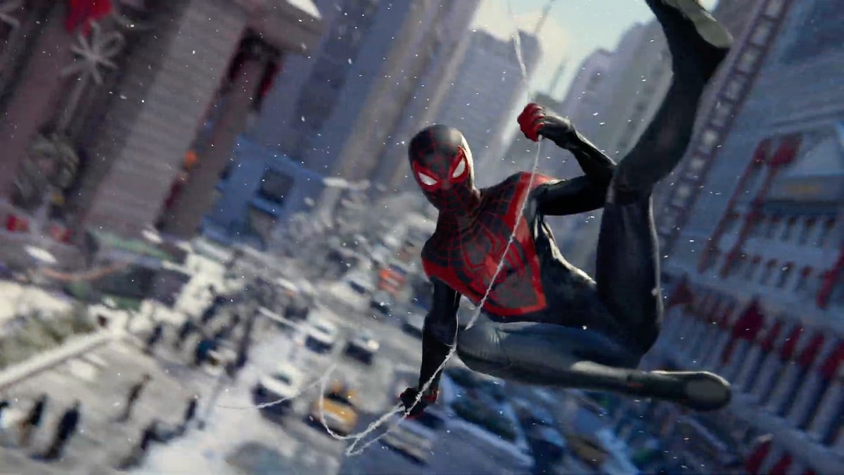 Spider-Man: Miles Morales PS5 Game Announced, Sequel to 2018's Spider-Man