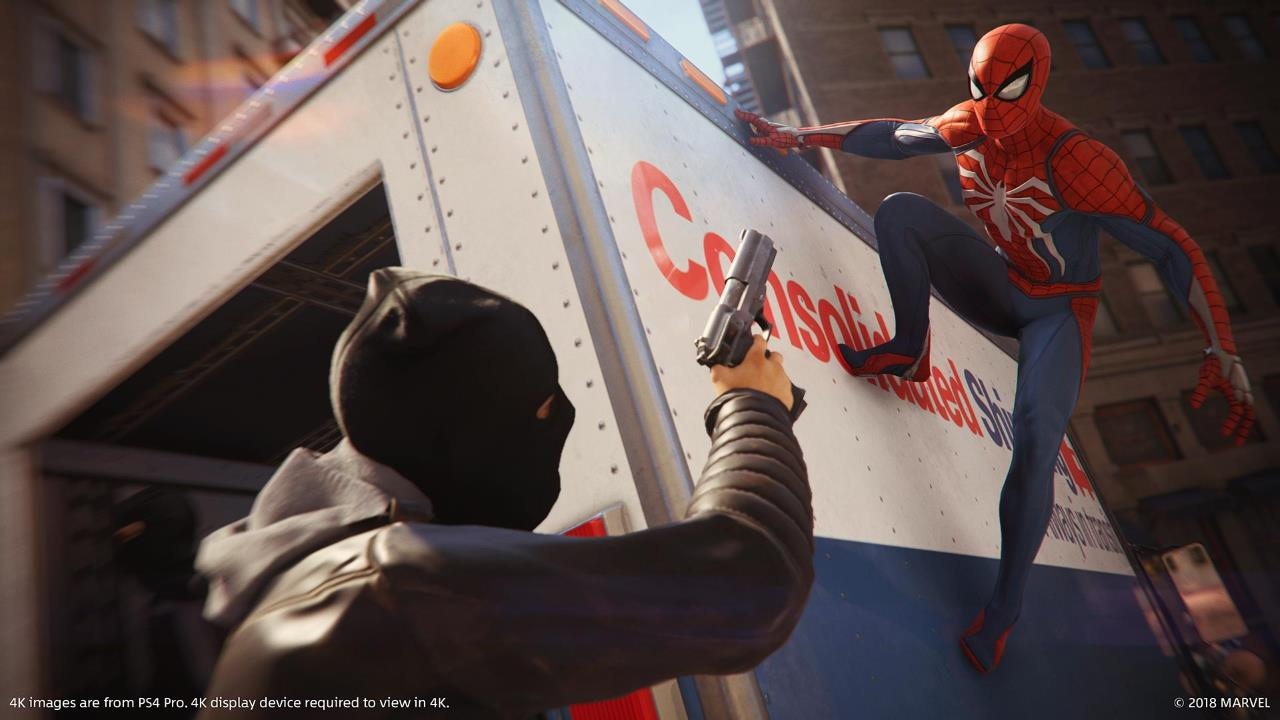Marvel's Spider-Man PS4 Story DLC Release Schedule Announced