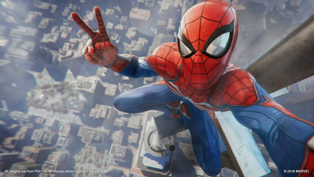 Spider-Man Gameplay Video Shows Tutorial Mission, Combat, Traversal, and More