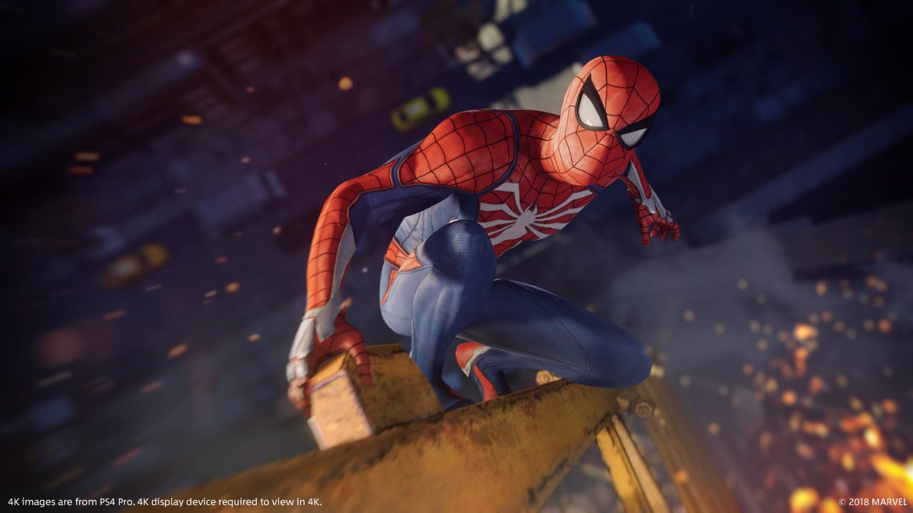 Spider-Man Trailer: J. Jonah Jameson Narrates Open World Look