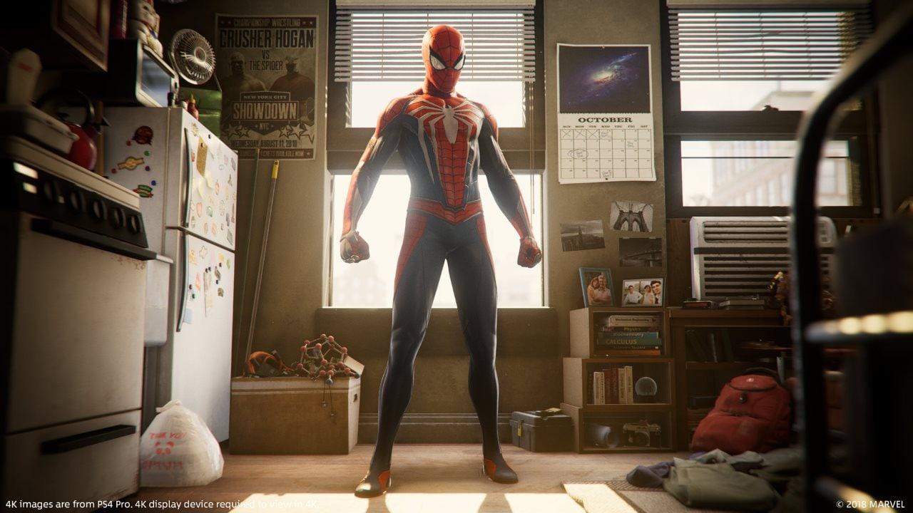 Spider-Man Game Length, Minimum Download Size Revealed