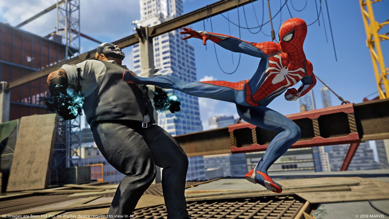 Spider-Man PS4 New Game Plus Mode Announced