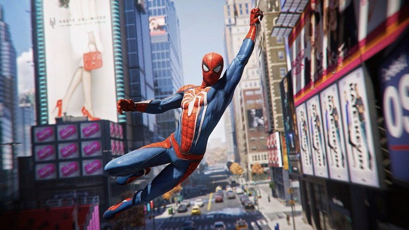 Spider-Man PS4's Open World Is the Best We've Seen in Years. Here's Why.