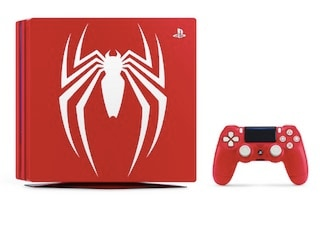 Limited Edition Spider-Man PS4 Pro Now Available in India
