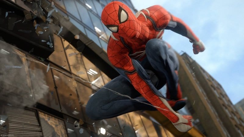 Spider-Man Is 30fps on PS4 and PS4 Pro: Sony