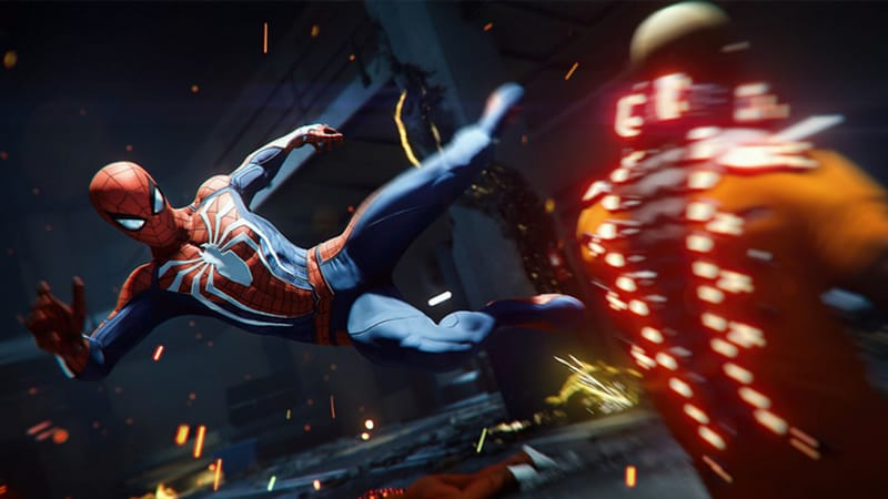 New Marvel's Spider-Man Video Is All About its Amazing Combat