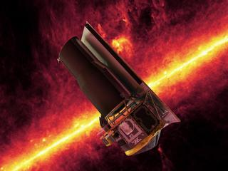 NASA's Spitzer Space Telescope to Retire in 2020