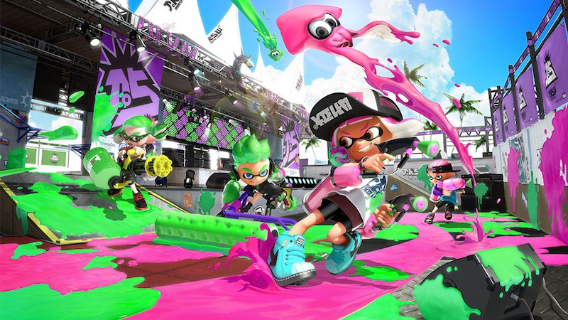 Splatoon 2 on Nintendo Switch: Release Date, Price, and Everything Else You Need to Know