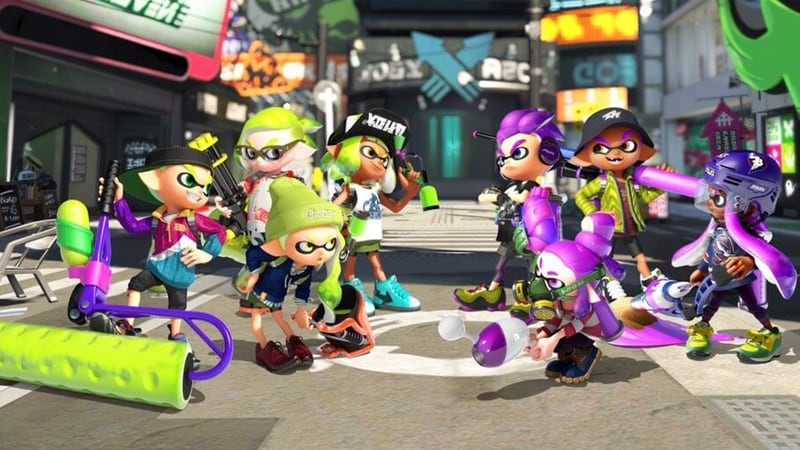 Splatoon 2 Nintendo Switch Review