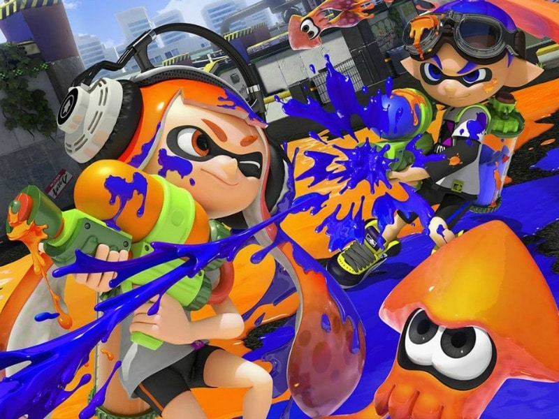 Splatoon 2 Global Testfire Timings for Nintendo Switch Announced