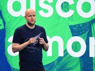 Spotify Working on India Launch, Says CEO Daniel Ek