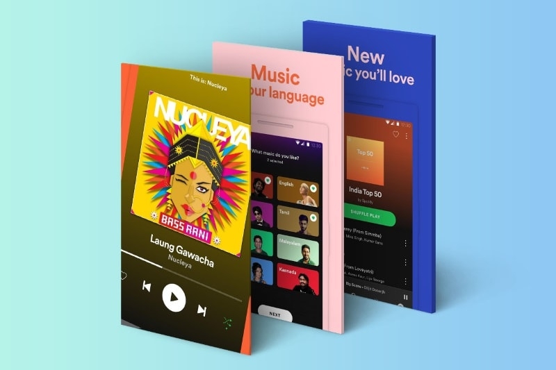 Spotify India Launch: Localised Google Play Screenshots Hint at Imminent Launch