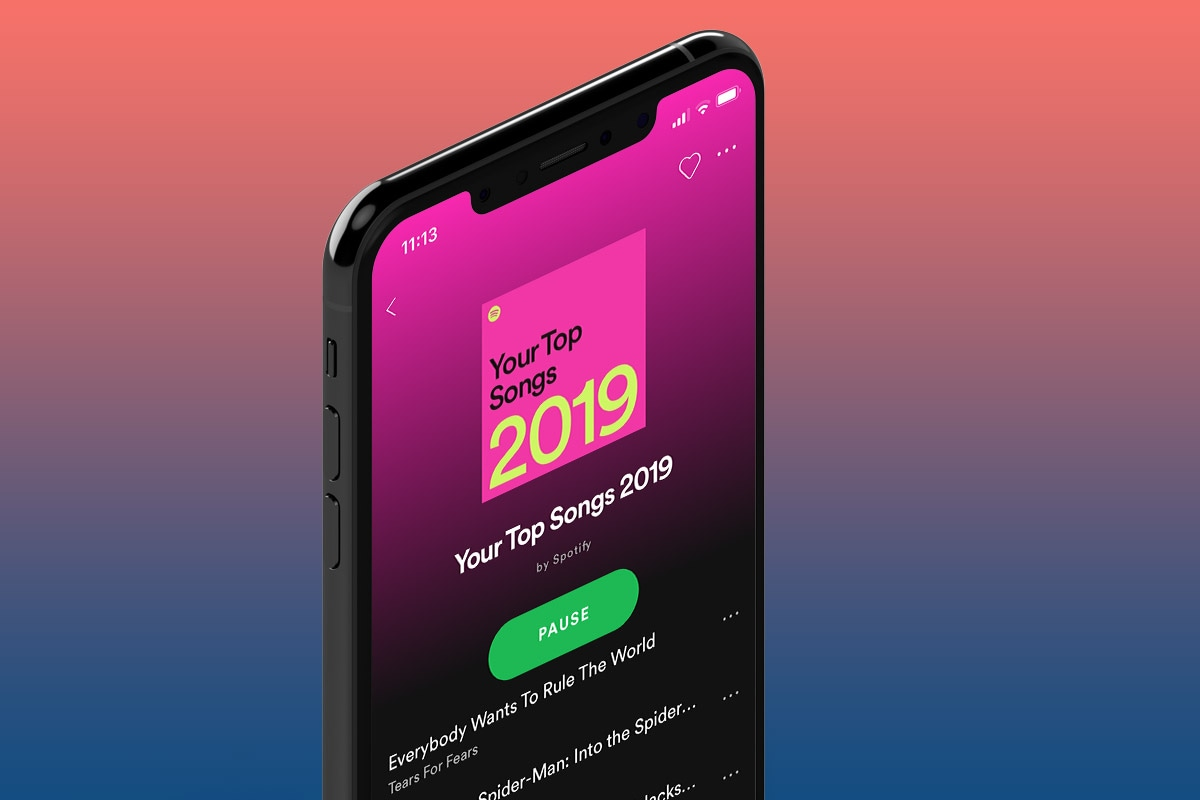 Spotify celebrates your past decade of music with Wrapped 2019
