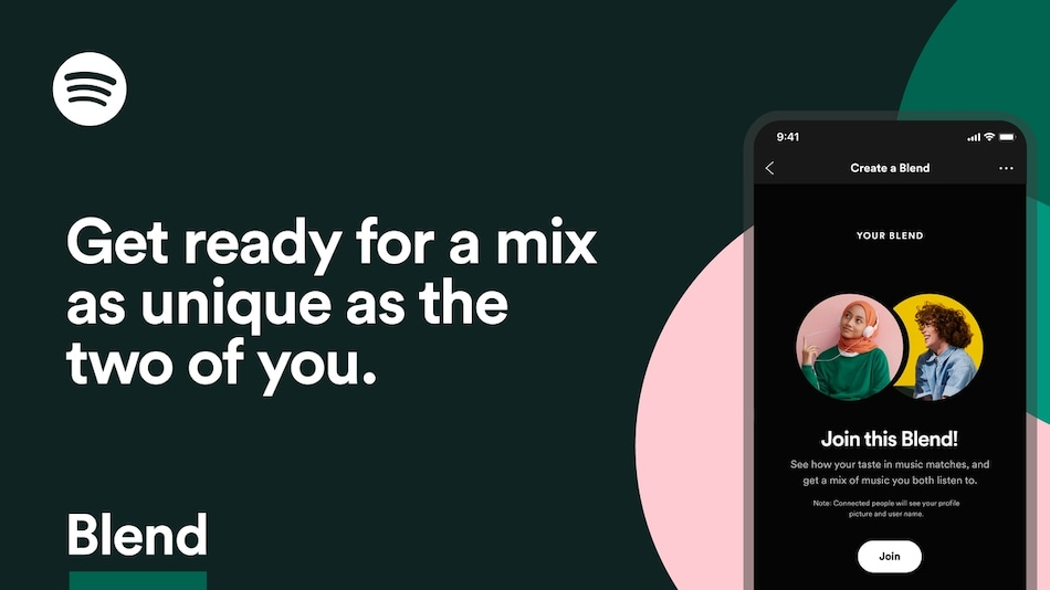 Spotify Blend Lets You Create a Curated Playlist With a Friend