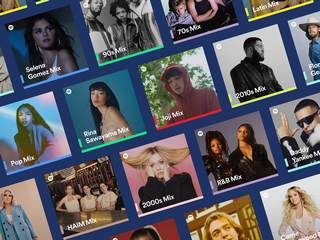 Spotify Mixes Now Offers Three New Personalised Playlists Based on Artist, Genre, and Decade