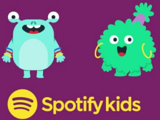 Spotify Launches Dedicated, Standalone Music App for Kids