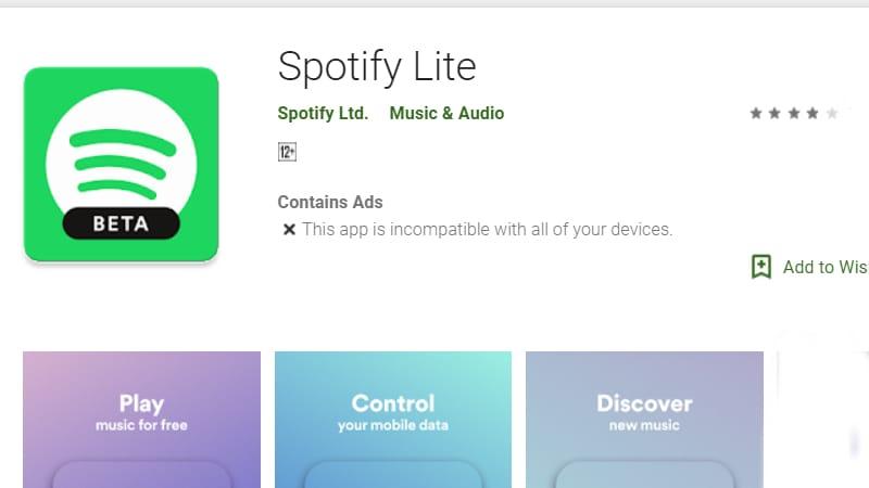 spotify lite premium apk download