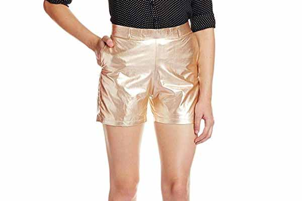 best spring clothes in india Miss Chase Women's Polyester Shorts