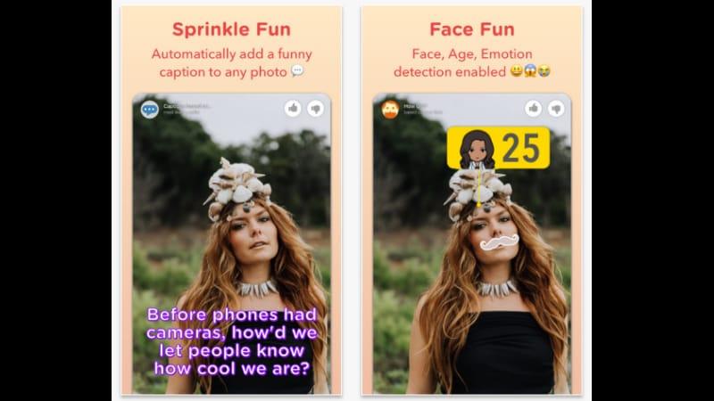 DownloadBureau   Microsoft Sprinkles App for iOS Suggests