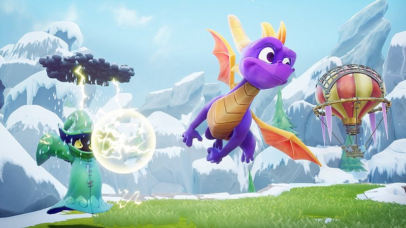 Spyro Reignited Trilogy Remaster for PS4 and Xbox One Spotted on Amazon