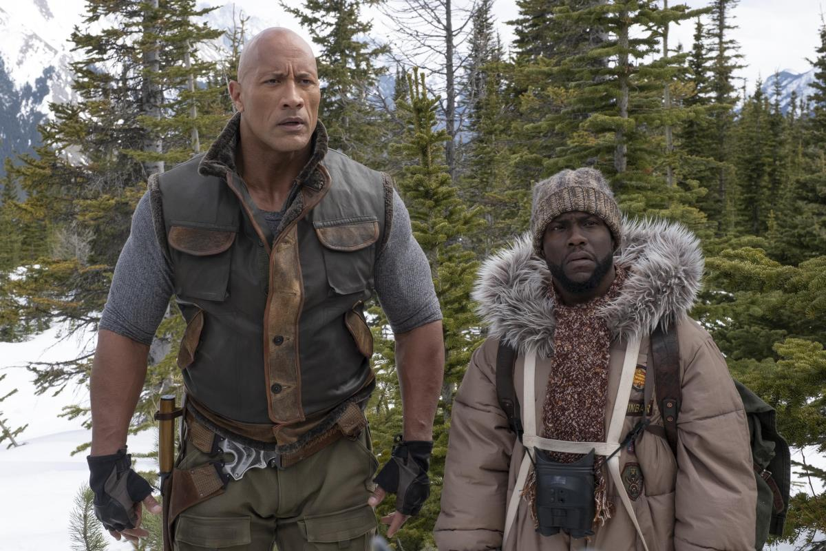 Jumanji: The Next Level Review: Not Quite the Next Level