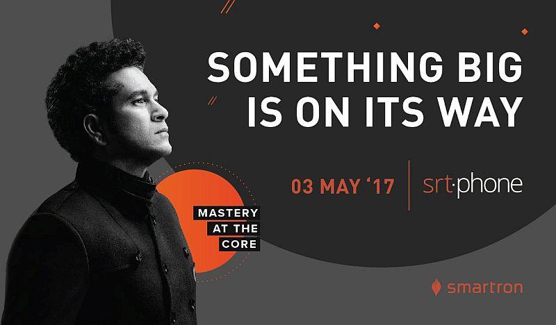 Sachin Tendulkar, Smartron to Launch srt.phone on Wednesday