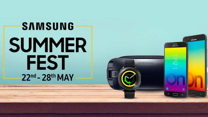 Samsung Summer Fest Starts May 22: Deals on Accessories, Speakers, Smartwatches, and More