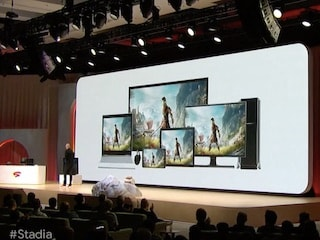 Google Stadia Will Use AMD GPUs but Not CPUs, AMD Confirms