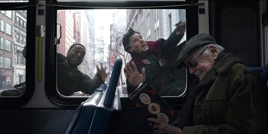 Stan Lee Cameos in Avengers: Endgame, Spider-Man: Far From Home Might Be His Last