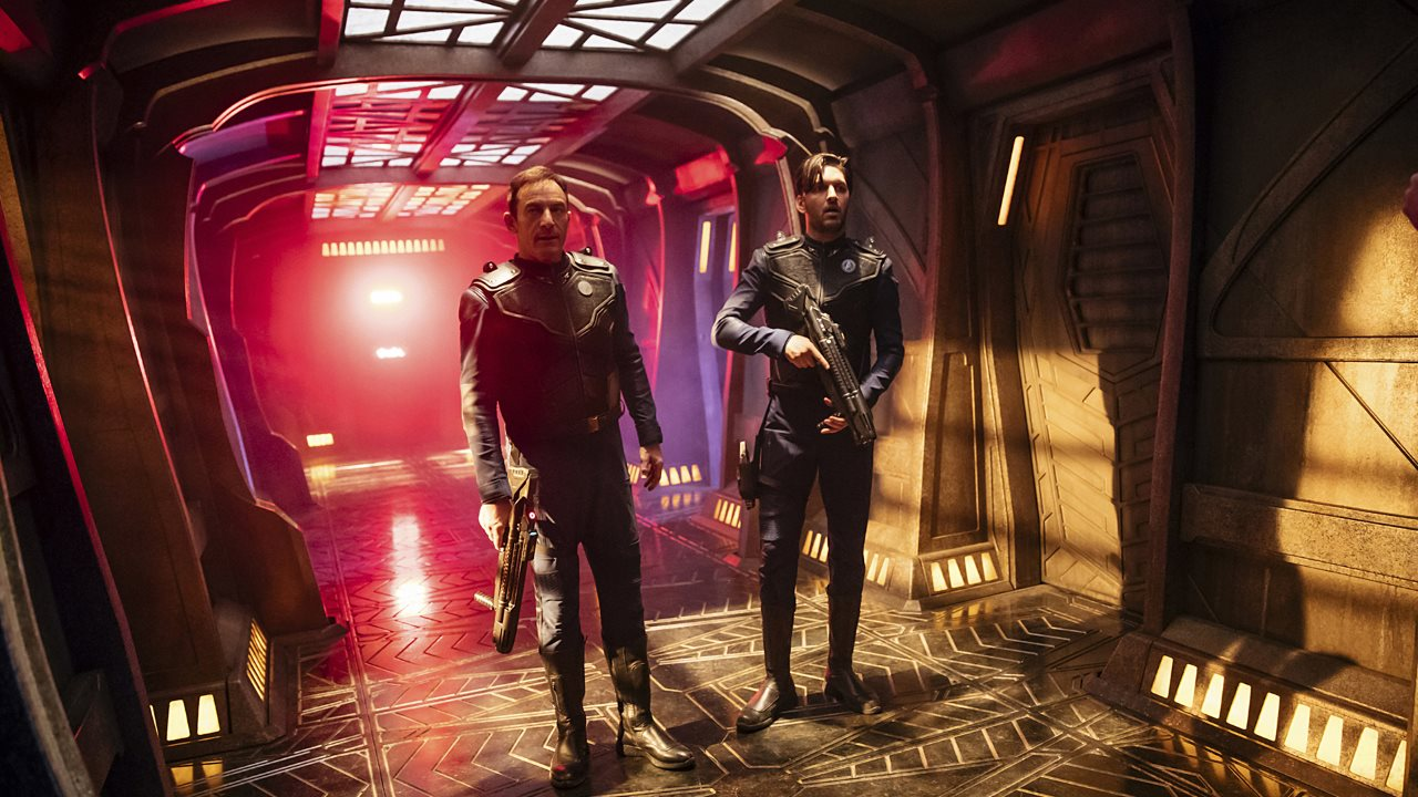 star trek discovery action Star Trek Discovery