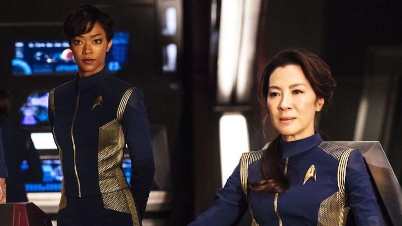 star trek discovery og Star Trek