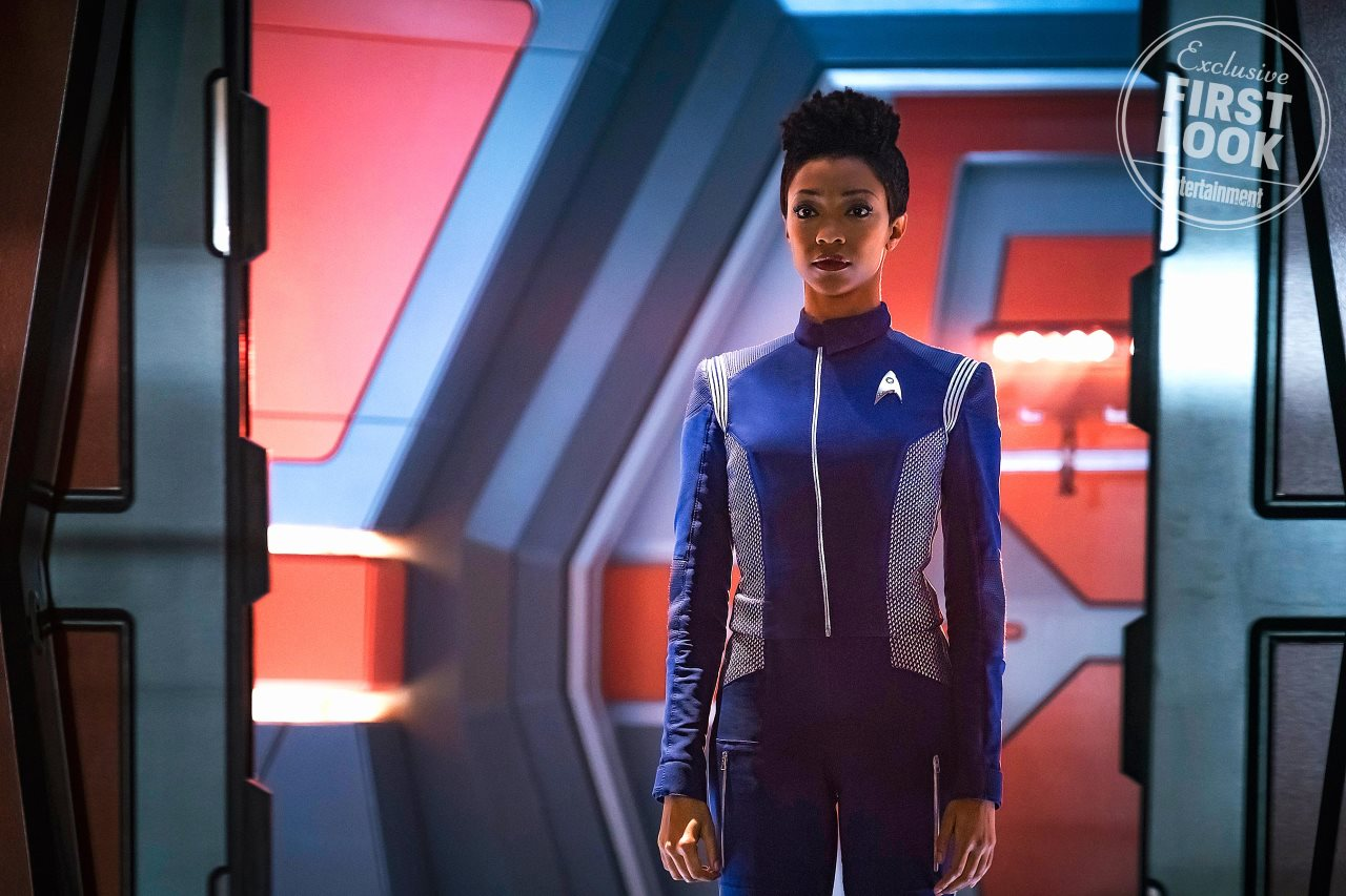 star trek discovery season 2 ew Star Trek Discovery season 2